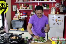 Cara Memasak Chicken Salad With Italian Lemon Dressing – Done In 7