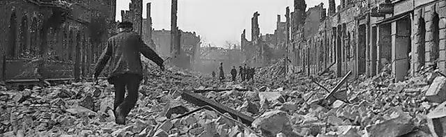 O bombardeio de Dresden