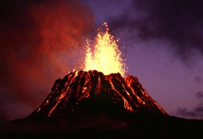O vulcão, o fracking e o código