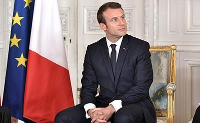 """Macron: a elite """"descarrega"""" o banqueiro dos Rothschild"""