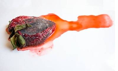 Fantástico: morangos mais doces com a edição genética
