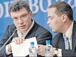 """""""Немцов просил Обаму быть строже с Путиным и милей с Медведевым"""""""