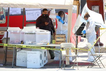 Elecciones México 2021: La violencia no cesa durante la jornada electoral tras una campaña manchada de sangre | Elecciones mexicanas 2021 – Información Center