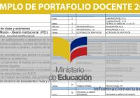 ejemplo-de-portafolio-docente-2017-ministerio-de-educacion-informacionecuador.com
