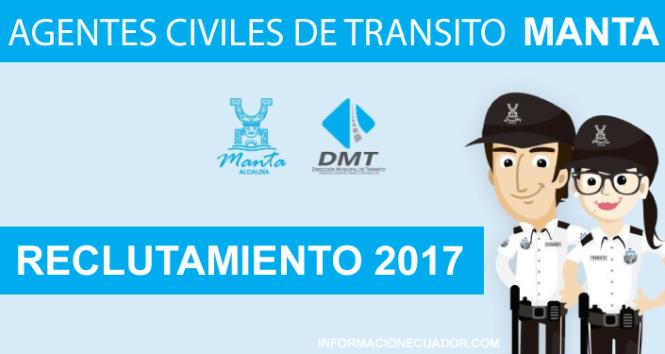 RECLUTAMIENTO-AGENTE-CIVILES-DE-TRANSITO-MANTA-INFORMACIONECUADOR.COM-2017