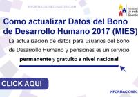 Actualizar-Datos-del-Bono-de-Desarrollo-Humano-2017-(MIES)-INFORMACIONECUADORL