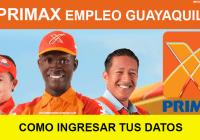 primax empleo guayaquil