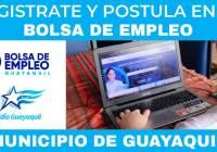 bolsa-de-empleo-municipal-postulaciones-reclutamiento-guayaquil