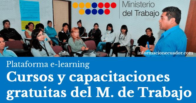 cursos-y-capacitaciones-ministerio-de-trabajo-gratis-con-certificado-ecuador