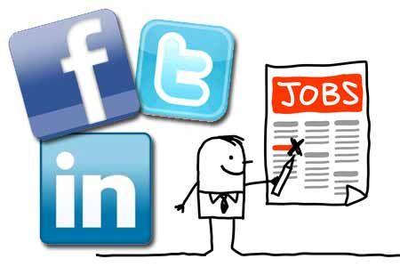 Las Redes Sociales Como Método De Búsqueda De Empleo