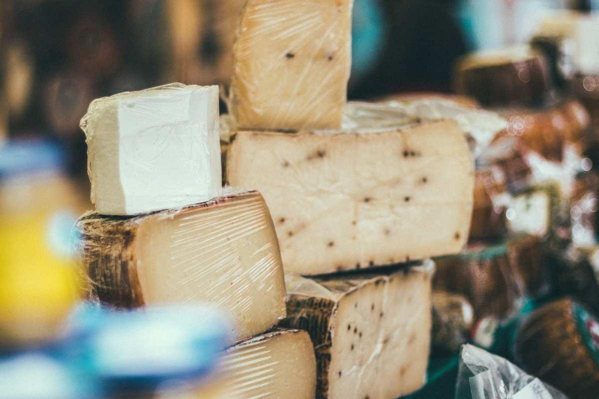el mejor material para conservar el queso