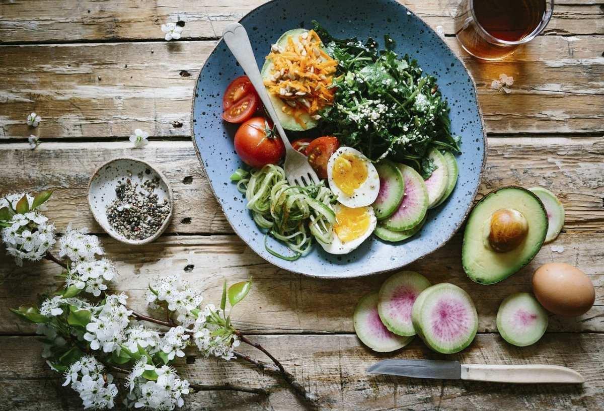recetas fáciles sin cocinar ensalada