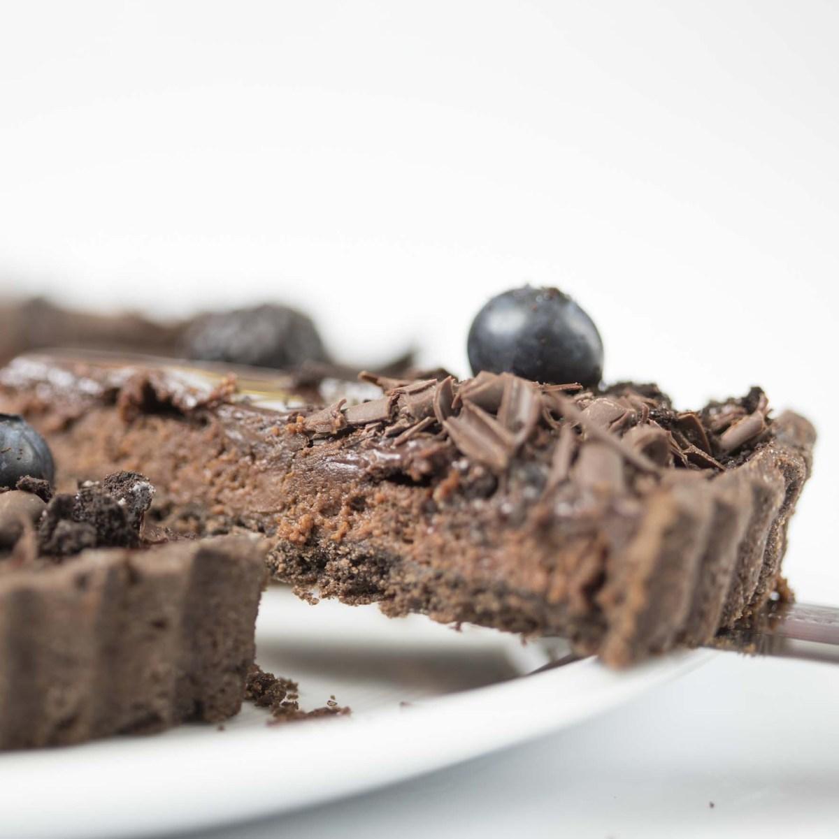 Balbisiana tarta chocolate