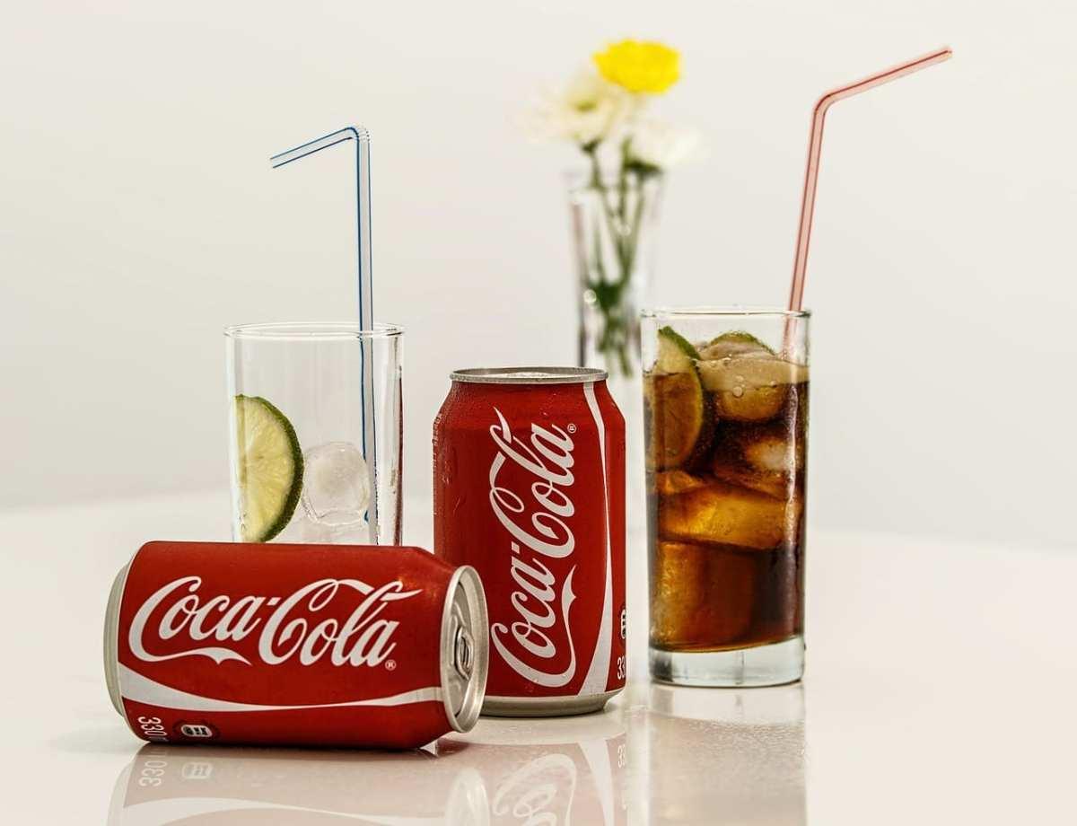 bebidas light coca cola