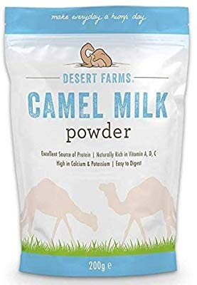leche camello polvo