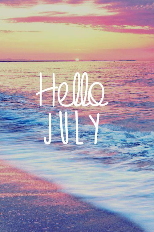 Resultado de imagen para bienvenido julio tumblr