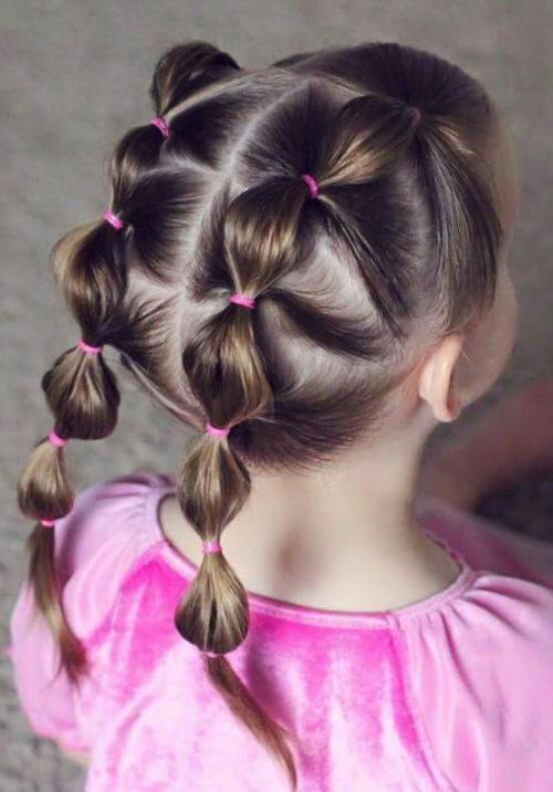 Peinados Faciles Para Ninas Para La Escuela