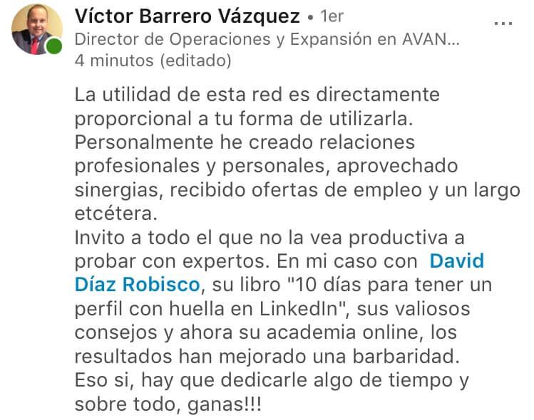 Victor Barrero libro