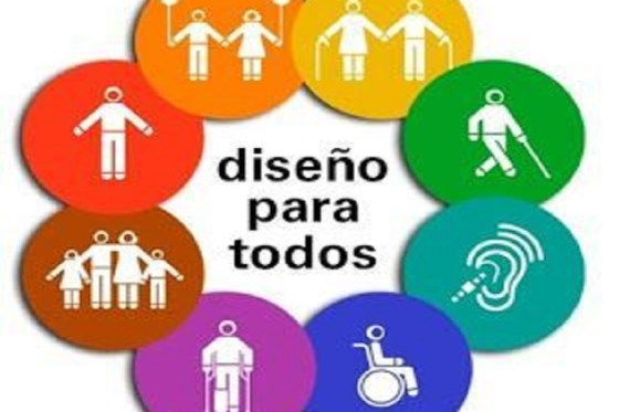 logo del diseño universal