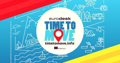 timetomove2018 Eurodesk Ancona