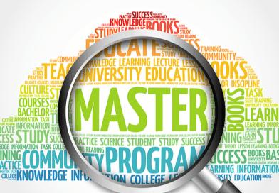Scelta post laurea: master
