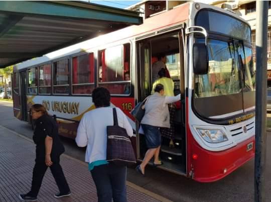 FB_IMG_1571832430575 Rio Uruguay brindará servicio de bus Ayolas- Ituzaingó en lado argentino