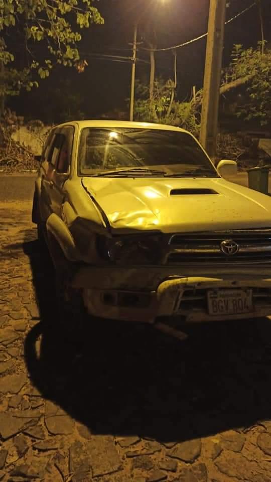 IMG-20210429-WA0014 Aprehenden al supuesto autor del accidente fatal en el camino Coratei, Ayolas