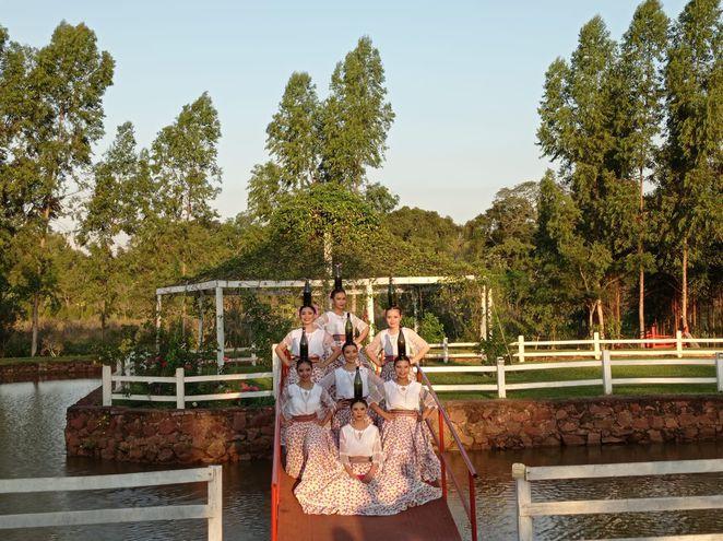 VORGPNO5QBG6XD7I63UUMNCNLQ Grupo de danza de Santa Rosa Misiones logra primeros puestos en concurso folclórico virtual