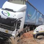 Truckload of retail goods stolen in Gibeon