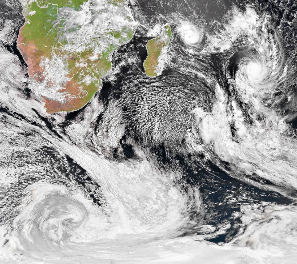 Record rain numbers measured in southern Namibia 9