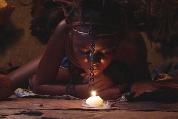 Tjitji – The Himba Girl