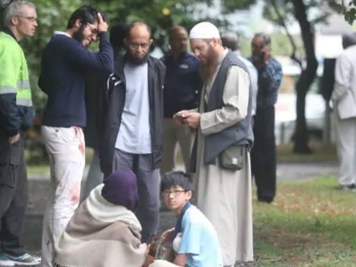 Gunman kills 49 people in New Zealand