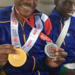 Veteran //Gowaseb wins gold