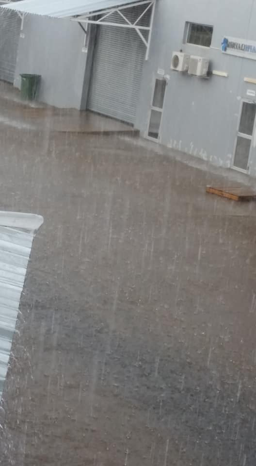 Welcome rain reported over central Namibia