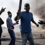South Africans vote despite protest incidents