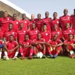 Brave Warriors beat Ghana in friendly international