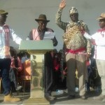 Nangolo installed as 19th king of Ondonga