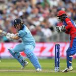 England crushes Afghanistan