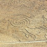 Land Art honours the Wild Horses of the Namib