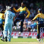 Sri Lanka pulls off major upset