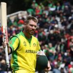 David Warner takes Australia closer to semi-finals