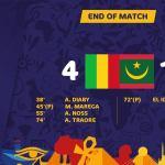 Mali thrashes Mauritania