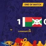 Madagascar beats Burundi
