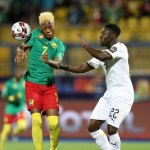 Ghana Cameroon match ends in a draw