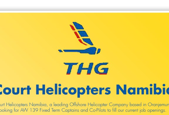 Court Helicopters Namibia