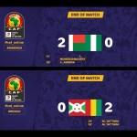 Madagascar shocks the Super Eagles