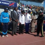 NamPol members aim for unity through sports
