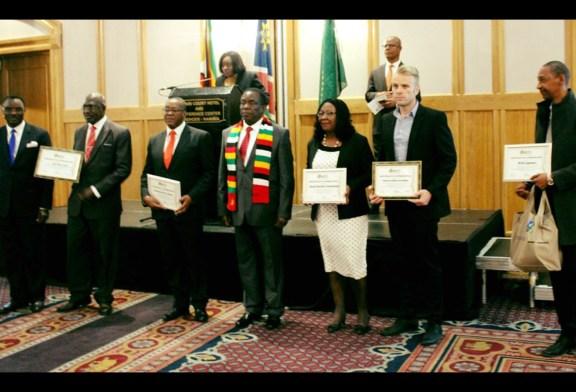 Private Sector meets Mnangagwa