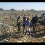 Urgent solution needed for people scavenging on dumpsite