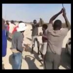 Mass arrest follows mob justice